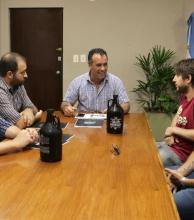 Apoyo para el desarrollo de la industria cervecera local