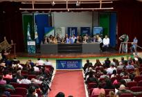 Sáenz Peña debate sobre el cambio climático y las acciones comunitarias