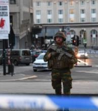 Explosión en estación de tren de Bruselas es considerada un 'ataque terrorista' por la fiscalía