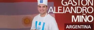 Chef chaqueño seleccionado para competir en el Master de Panadería 2018 en París