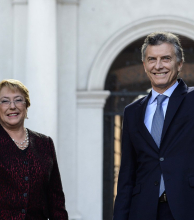 """Macri: """"La falta de visión del gobierno anterior nos hizo perder autonomía energética"""""""
