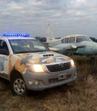 """Narcoavioneta interceptada en Buenos Aires: """"No salió de Formosa"""""""
