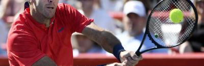 Del Potro venció a Berdych y avanzó a segunda ronda del Masters de Cincinnati