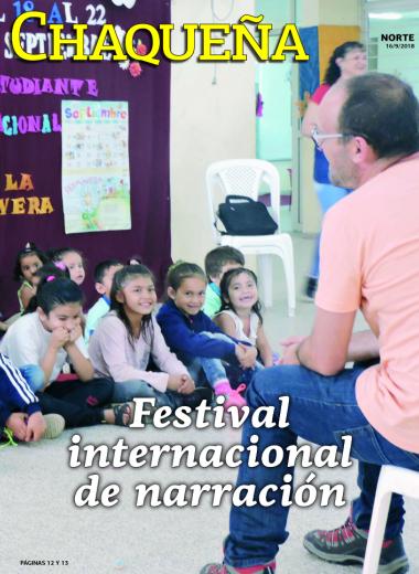 Festival internacional de narración