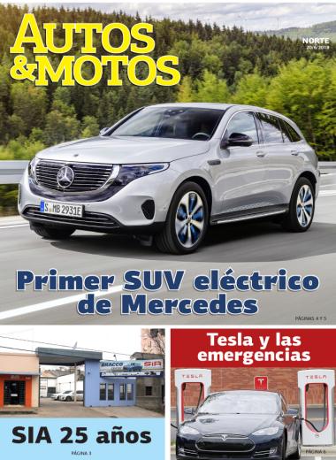 Primer SUV eléctrico de Mercedes