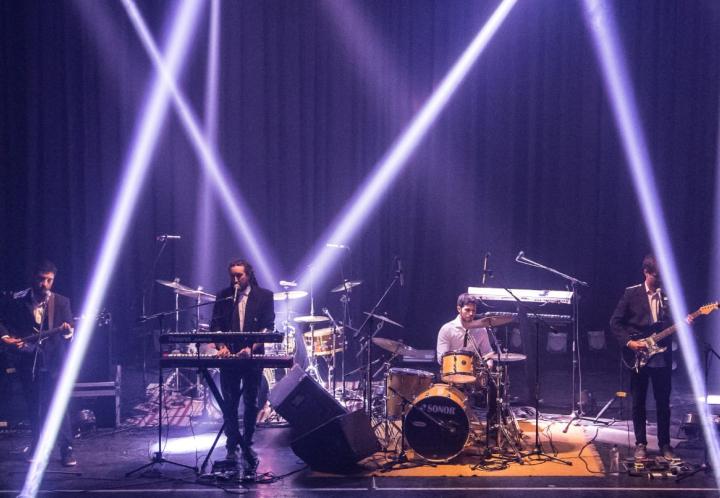 Nuevo concierto de Chaco Suena Bien con Astronave como protagonista