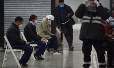 Confirmaron 26 muertes y 3.663 nuevos contagios en las últimas 24 horas