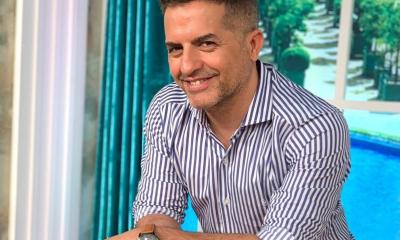 Tras vacunarse en Miami, Ángel De Brito dio positivo en Covid-19