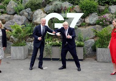 """El G7 adoptará una declaración """"histórica"""" para prevenir futuras pandemias"""