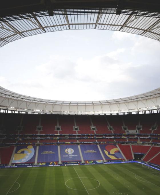La Copa América se puso en marcha sin ceremonia de inauguración