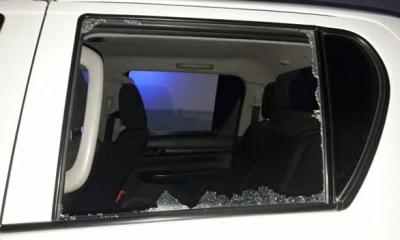 Máxima tensión en San Martín: ataques a ambulancia y policía
