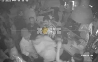 Mujer violenta: con un vaso le cortó un ojo y le fracturó la nariz a su novio en un pub de Resistencia