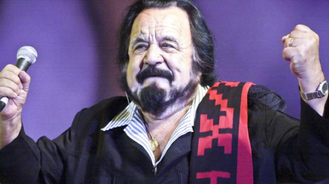 El folclore de luto: a los 91 años, falleció Horacio Guarany