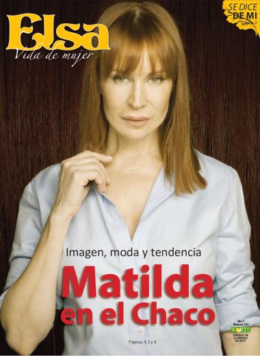 Matilda en el Chaco