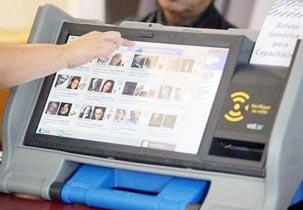 Resultado de imagen para voto electronico
