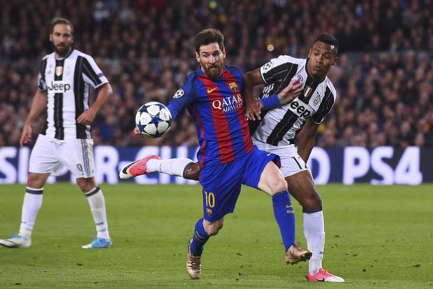 Juventus y barcelona empataron y los italianos pasaron a - Los italianos barcelona ...