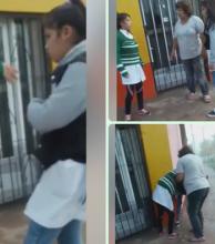 Continúan las peleas de menores fuera de los colegios, ahora en Machagai