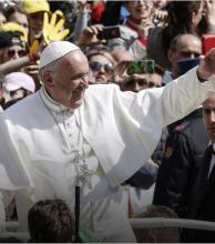 El papa Francisco viajará a Chile y Perú en enero de 2018