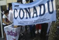 Docentes universitarios ratificaron la continuidad del plan de lucha en agosto