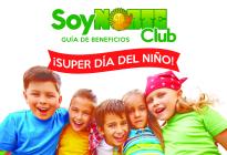 Soy NORTE Club festeja junto a los niños en agosto