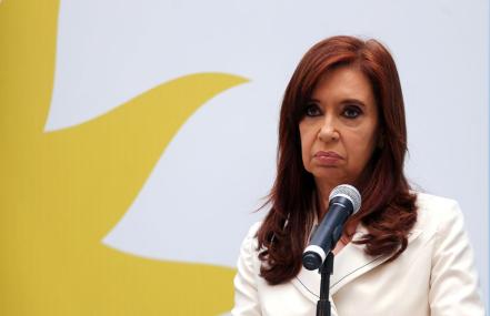 Resultado de imagen para detención de Cristina de Kirchner