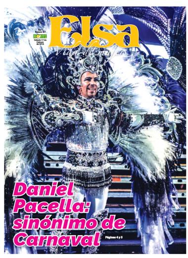Daniel Pacella: sinónimo de Carnaval