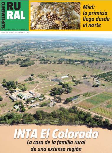 INTA El Colorado: la casa de la familia rural de una extensa región