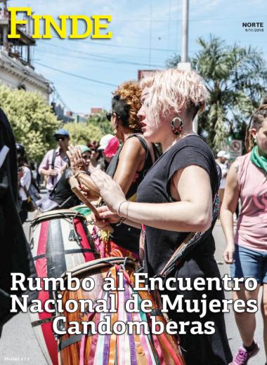 Rumbo al Encuentro Nacional de Mujeres Candomberas
