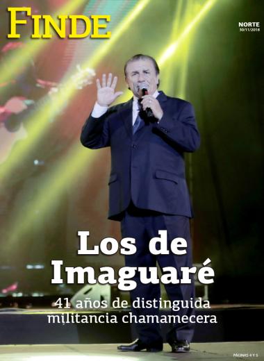 Los de Imaguaré: 41 años de distinguida militancia chamamecera