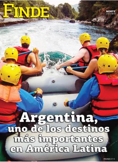 Argentina, uno de los destinos más importantes en América Latina