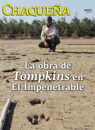 La obra de Tompkins en El Impenetrable