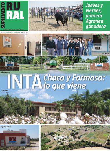 INTA Chaco y Formosa: lo que viene
