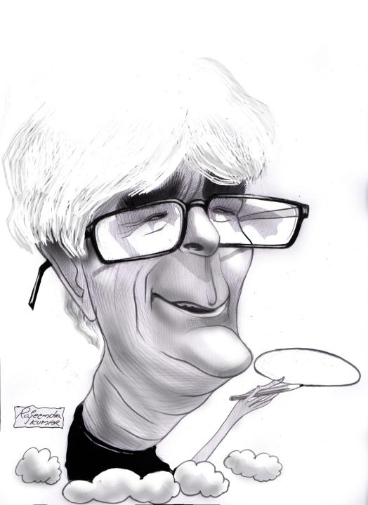Cartoonist Rajeendra Kumar (India).jpg