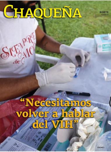 """""""Necesitamos volver a hablar del VIH"""""""