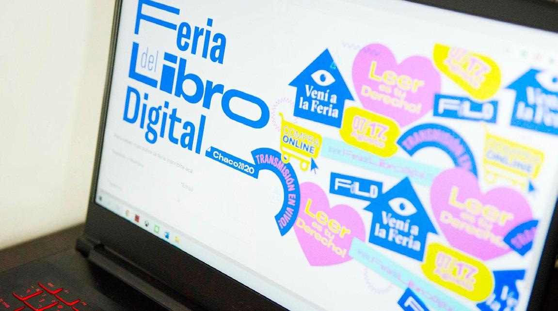 Feria del Libro: una experiencia digital en la comodidad de un ...