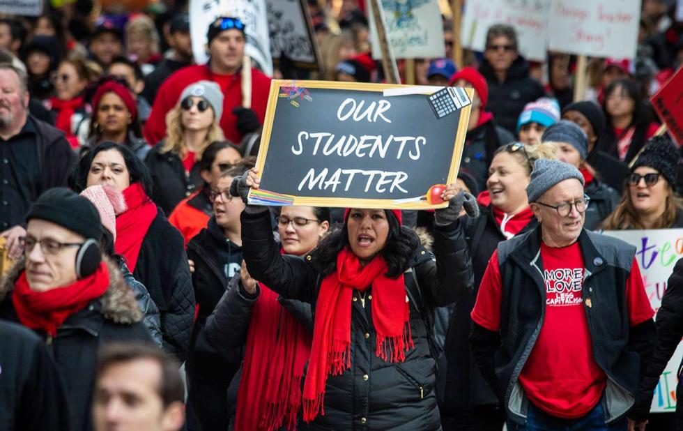 EEUU: profesores podrían ser transmisores de Covid-19 en las escuelas