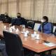 Directivos de Federación Médica se reunieron con candidatos del Insssep
