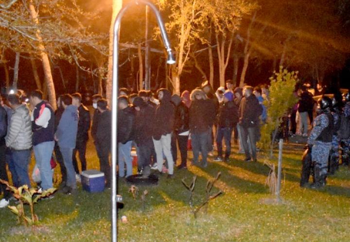 Desarticulan 25 fiestas clandestinas durante el fin de semana en la provincia