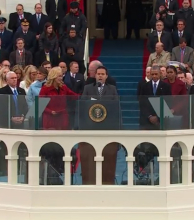 Comenzó el acto de asunción de Donald Trump como 45° presidente de Estados Unidos