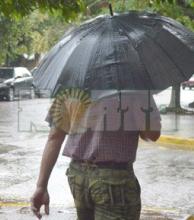 Alerta meteorológico en la provincia por lluvias y tormentas intensas