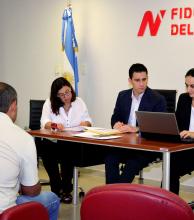 Fiduciaria recibió dos ofertas para equipar  a Bomberos del Área Metropolitana