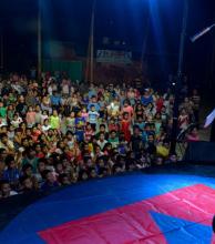 Este sábado arranca Chaque el Circo, el segundo festival nacional circense en la plazoleta del Provincias Unidas
