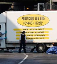 El atacante de Londres es un británico con cuatro hijos y supuestos problemas mentales