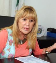 """Aída Ayala: """"Ser candidata implica el compromiso de ayudar para que el Chaco forme parte de la Argentina"""""""