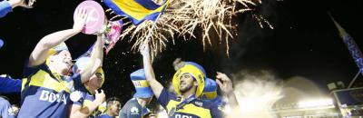 Boca, flamante campeón del torneo de Primera División, le ganó 2 a 1 a Unión en la Bombonera