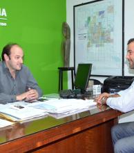 Renunció Bolatti y desde mañana se hace cargo Lifton de la Secretaría de Gobierno municipal