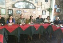 Victoria Donda llegó a Chaco y habló de la política de Progresistas