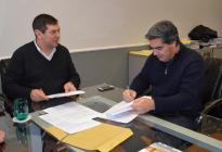 Acuerdo de Capitanich con la provincia para  financiar obras por más de 44 millones de pesos