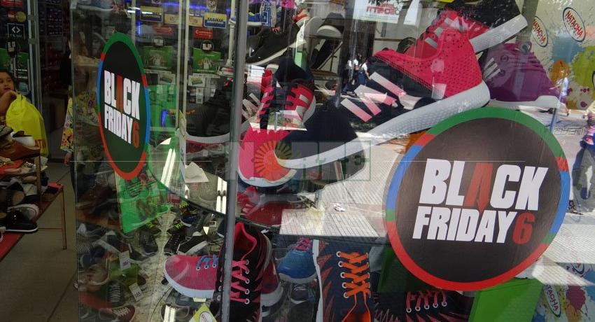 Evaluación positiva del Black Friday: las ventas aumentaron un 40 por ciento