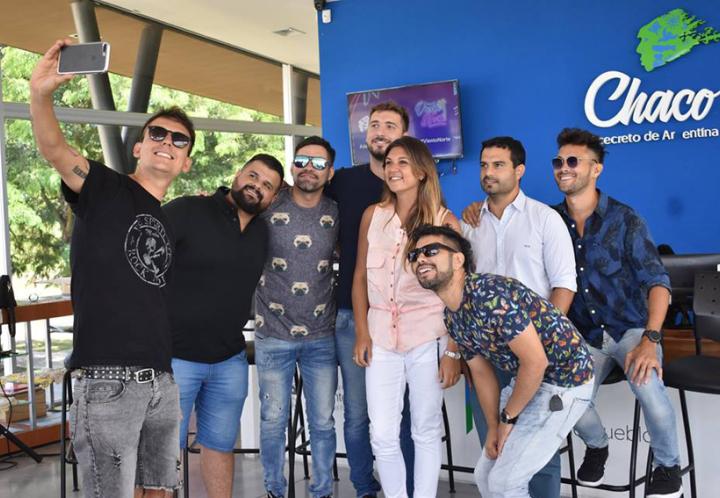 """Viento Norte es la banda que promocionará """"Destino Chaco"""""""